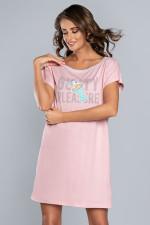 Italian Fashion Gelato kr.r. koszula róż
