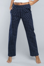 Italian Fashion Marlena dł.sp. spodnie granat