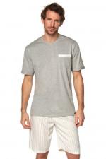 Rossli SAM-PY-188 II piżama szary