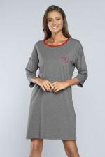 Italian Fashion Akcent r.3/4 Koszula średni melanż