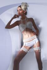 Gatta Wedding Bellissima 02 kabaretka bianco