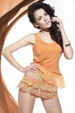 Miran 181 koszulka+figi pomarańczowy