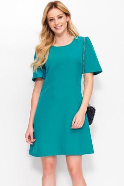 Makadamia M378 Sukienka zielony