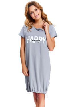 Dn-nightwear TCB.9504 Koszula grey