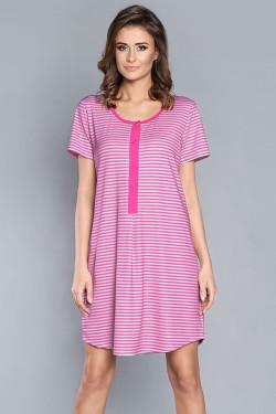 Italian Fashion Sitia kr.r. Koszula róż