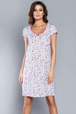 Italian Fashion Dana kr.r. Koszula druk/jagoda