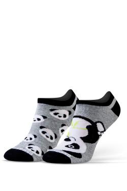 Sesto Senso Finest Cotton Women Stopki panda
