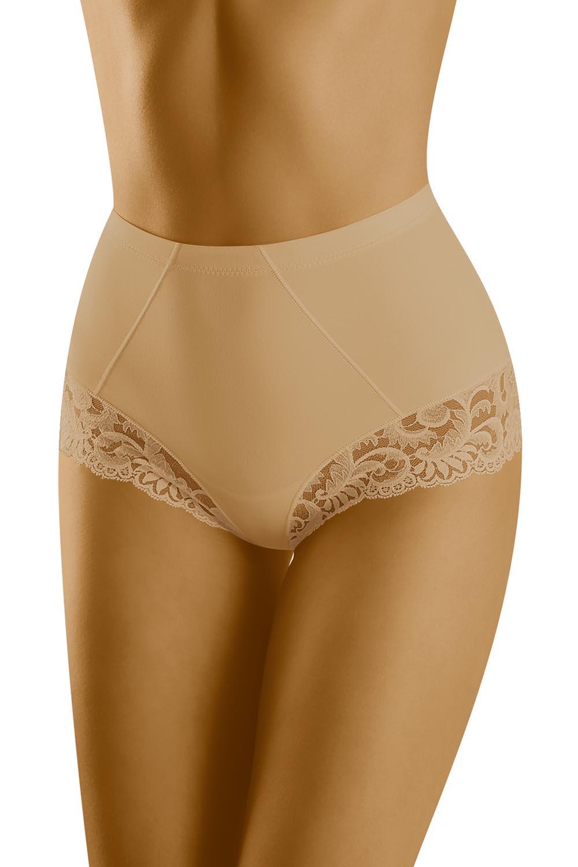 Wolbar WB216  Damen Slip Unterhose Taille hoher Bund