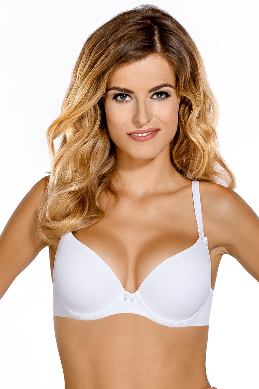 Nipplex smooth push-up bra Ida