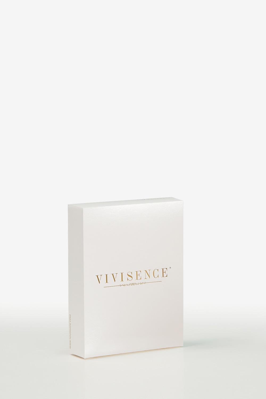 Vivisence 4001 Dame Slip Unterhose hoher Bund