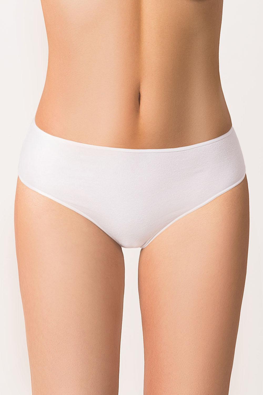 Vivisence 4002 Dame Slip Unterhose normaler Bund glatt