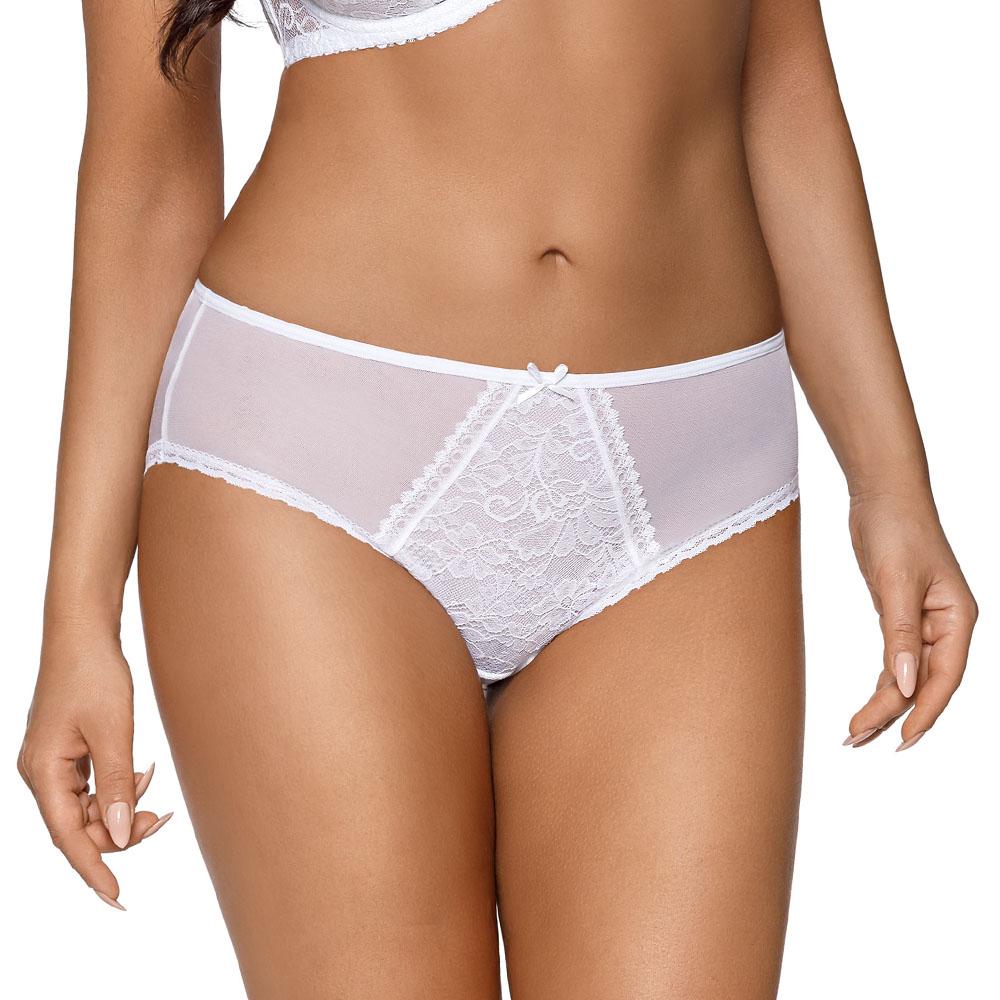 Ava 1396 Slips Dame Unterhosen Unterwäsche Spitze gemustert Setteil Top Qualität