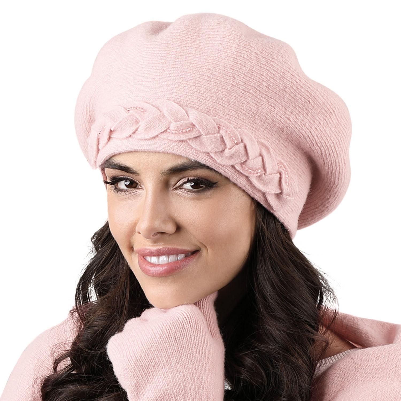 Kamea Dame Baskenm/ütze Eleganz Kopfbedeckung Winter Albany