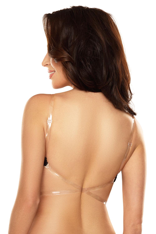 Vivisence-underwired-smooth-backless-push-up-bra-1040 thumbnail 10