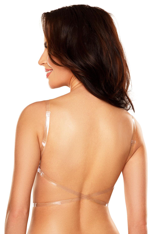 Vivisence-underwired-smooth-backless-push-up-bra-1040 thumbnail 17
