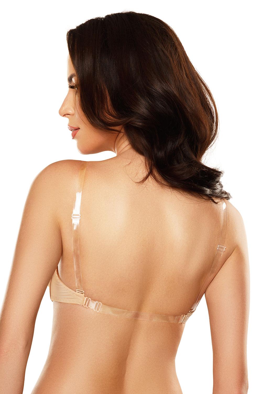 Vivisence-underwired-smooth-backless-push-up-bra-1040 thumbnail 4