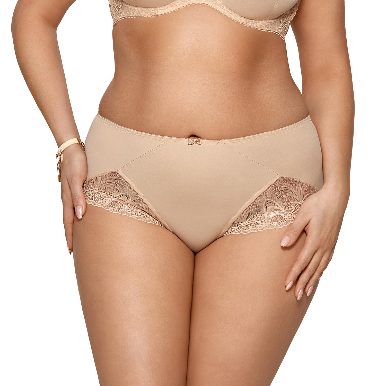 Gorsenia women/'s lace smooth briefs K426 Casablanca
