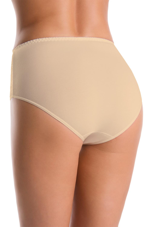 Teyli women/'s lace high waist briefs 144